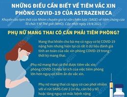 Phụ nữ mang thai có cần phải tiêm vaccine phòng COVID-19 không?