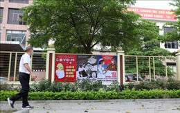 Nhiều sáng kiến tuyên truyền chống dịch COVID-19 ở Hà Nội