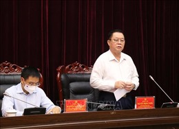 Đoàn công tác Ban Tuyên giáo Trung ương thăm và làm việc tại tỉnh Điện Biên