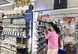 Đảm bảo an toàn điểm bán hàng hóa thiết yếu tại TP Hồ Chí Minh