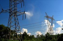 Điều tra vụ hàng chục thanh giằng cột điện bị mất trộm ở Quảng Trị