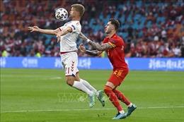 EURO 2020: Vượt qua xứ Wales, Đan Mạch thẳng tiến vào tứ kết