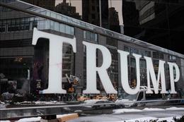 CFO tập đoàn Trump Organization làm việc với cơ quan tư pháp bang New York