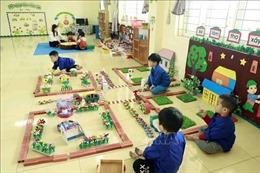 Vĩnh Phúc cho phép cơ sở giáo dục mầm non hoạt động trở lại từ ngày 3/7