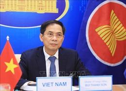Hội nghị đặc biệt Bộ trưởng Ngoại giao ASEAN - Nga