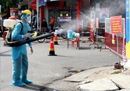 Truy vết 54 ca dương tính mới với SARS-CoV-2 tại Khánh Hòa và Quảng Ngãi