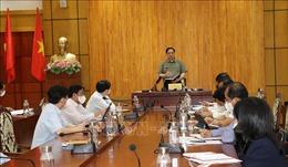 Thủ tướng đề nghị Tây Ninh tập trung chống dịch, không an toàn thì không sản xuất