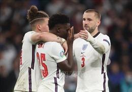 EURO 2020: Cầu thủ Anh sốc khi biết Saka được chọn đá quả 11m quyết định trước Italy
