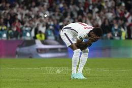 EURO 2020: Marcus Rashford viết tâm thư cảm động sau khi đá hỏng luân lưu