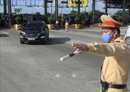 Tổng cục Đường bộ Việt Nam đề xuất dùng trạm dừng nghỉ làm chốt kiểm dịch COVID-19