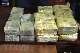 Cảnh sát Lào thu giữ gần 17 triệu viên ma túy tổng hợp