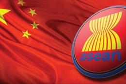 ASEAN và Trung Quốc mở ra một chương mới trong sự phát triển và thịnh vượng chung