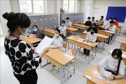 Bộ GD&ĐT hướng dẫn về thi tốt nghiệp THPT đợt 2