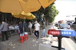 Hà Nội: Người dân nên chuẩn bị một số giấy tờ cần thiết để qua các chốt kiểm dịch
