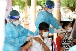 Campuchia chuẩn bị tiêm phòng cho 2 triệu thanh thiếu niên từ 12-17 tuổi