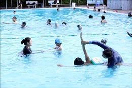 Kỹ năng bơi an toàn là 'vaccine' giúp phòng, chống đuối nước