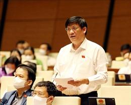 Bộ trưởng Bộ Y tế: Quyết tâm cao nhất chiến thắng đại dịch COVID-19