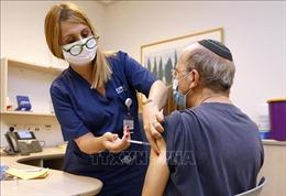 80% người đã tiêm vaccine tại Israel không làm lây bệnh ra cộng đồng