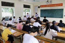 Kỳ thi tốt nghiệp THPT đợt 1 năm 2021: Phú Thọ thuộc top 6 về điểm tuyệt đối