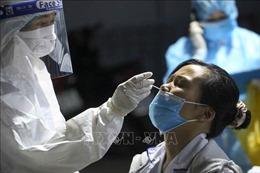 Xét nghiệm COVID-19 cho những người từng đến Bệnh viện Phổi Hà Nội