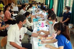 Nam Định đẩy nhanh tiến độ tiêm vaccine phòng COVID-19