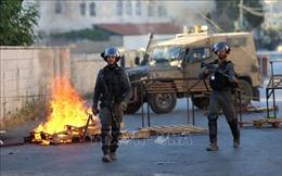 Palestine cáo buộc Israel sát hại trẻ em ở Bờ Tây