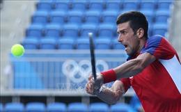 Olympic Tokyo 2020: Novak Djokovic ra về 'trắng tay'