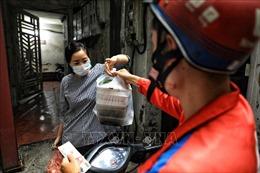 VECOM kiến nghị tạo thuận lợi cho shipper hoạt động tại Hà Nội và TP.HCM