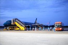 Nghệ An: Chấn chỉnh bất cập trong các chuyến bay đón công dân trở về tránh dịch