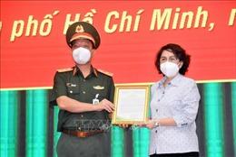 Bộ Quốc phòng hỗ trợ lương thực, nhu yếu phẩm cho người dân TP Hồ Chí Minh