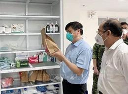 Nhiều loại thuốc được sử dụng điều trị người nhiễm COVID-19 tại nhà
