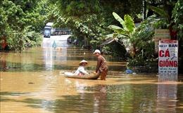Mưa lớn kèm dông lốc gây nhiều ảnh hưởng tại Lào Cai