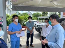 Bộ trưởng Bộ Y tế: Bình Dương cần tăng cường các trạm y tế lưu động