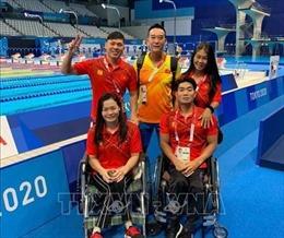 Paralympic ngày 30/8: Nga vượt Mỹ, Trung Quốc giữ chắc ngôi đầu