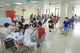 Khoảng 32% dân số thành phố Hà Nội đã được tiêm vaccine phòng COVID-19