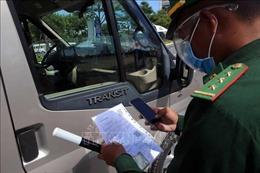 Đà Nẵng tập trung cấp giấy đi đường có mã QRcode cho công nhân
