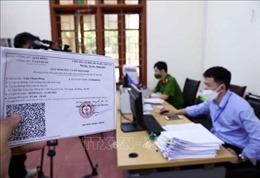 Hà Nội hướng dẫn doanh nghiệp sớm hoàn thiện hồ sơ cấp giấy đi đường