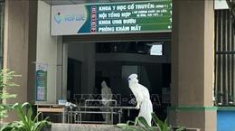 Thanh Hóa: Di chuyển bệnh nhân và người nhà ra vùng đệm an toàn trước khi trở về