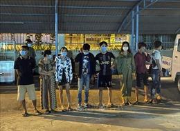 8 thanh niên ở Cà Mau tụ tập sử dụng ma túy