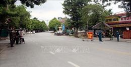 Thành phố Thanh Hóa tiếp tục áp dụng giãn cách xã hội theo Chỉ thị 16/CT-TTg