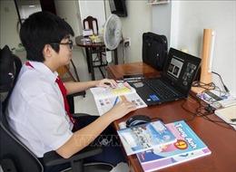 Học sinh 8 huyện, thành phố tại Kiên Giang đến trường học từ ngày 13/9