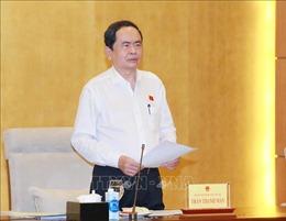 Quán triệt Chương trình hành động của Đảng đoàn Quốc hội thực hiện Nghị quyết Đại hội XIII của Đảng