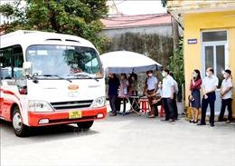 Các địa phương cử cán bộ y tế hỗ trợ Hà Nội phòng, chống dịch COVID-19