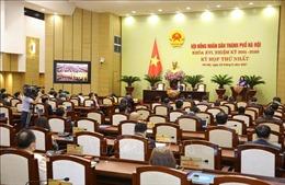 Hà Nội: Lùi thời gian tổ chức Kỳ họp thứ 2 HĐND thành phố khóa XVI
