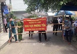 Đình chỉ công tác bí thư và chủ tịch phường ở Quy Nhơn vì để dịch COVID-19 lây lan