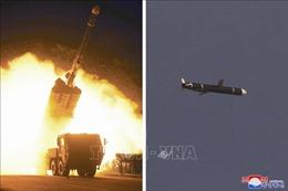 Hàn Quốc và Mỹ vẫn chưa công bố chi tiết về các vụ thử tên lửa hành trình của Triều Tiên