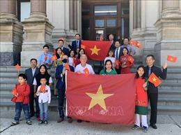 Việt kiều tại New York (Mỹ) hy vọng cuộc sống sớm trở lại bình thường