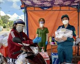 Sức dân nơi tâm dịch TP Hồ Chí Minh - Bài 1: Những bếp ăn thấm đẫm nghĩa tình