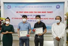 Trao giải Liên hoan ảnh Nghệ thuật khu vực TP Hồ Chí Minh lần thứ XI