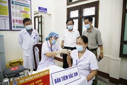 Quảng Trị: Triển khai đợt cao điểm tiêm vaccine phòng COVID-19